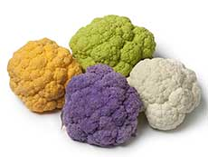 Baby Coloured Cauli